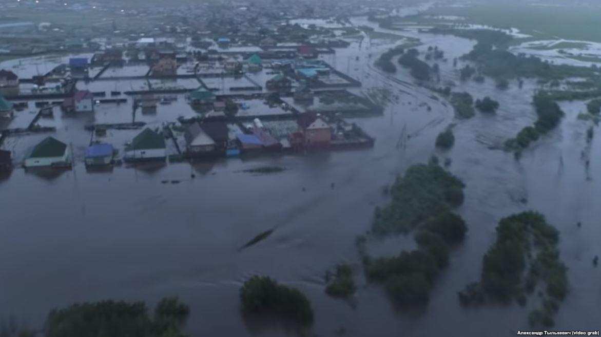 Просим оказать помощь! Наводнение – Забайкалье!
